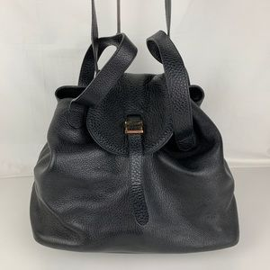 Meli Melo Thela Italian Leather Tote Bag